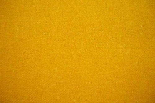 flanella tinta unita giallo